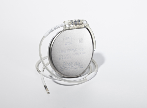 INCEPTA implantable cardioverter defibrillator