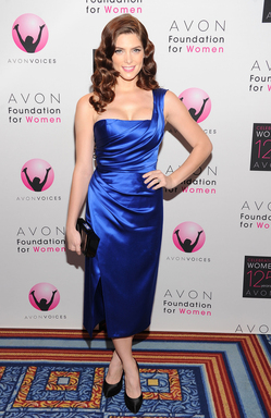 Ashley Greene, mark Brand Ambassador, celebrates Avon's 125th Anniversary at the Avon Foundation for Women Global Voices for Change Awards Gala in New York City