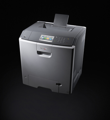 Lexmark C748 Color Laser Printer