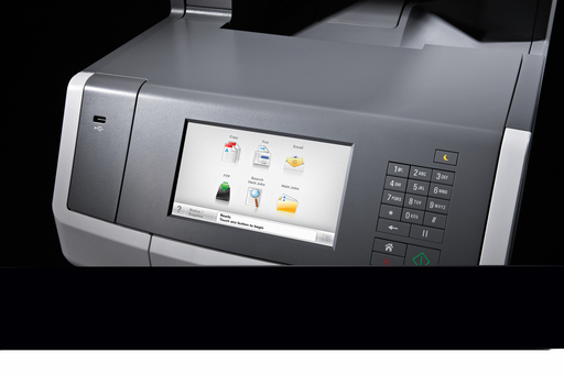 Lexmark X748-X746 7-inch Color Touch Screen