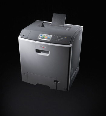 Lexmark C748de Color Laser Printer