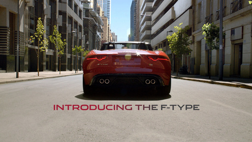 "Last night, Jaguar debuted its newest TV Spot, ""Great Expectations"" as part of its Your Turn global marketing campaign to launch the all-new 2014 Jaguar F-TYPE."