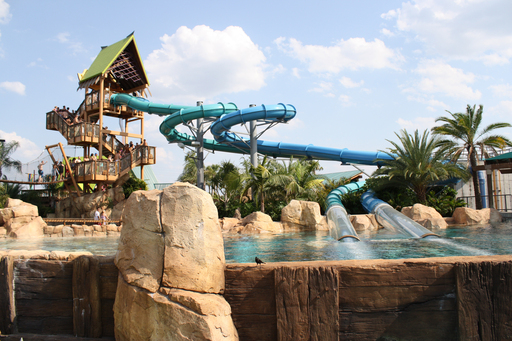 Aquatica (SeaWorld's Waterpark) offers waves of fun and is one of TripAdvisor's top ten water parks in the U.S. (A TripAdvisor traveler photo)