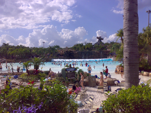 Travelers can enjoy a watery wonderland at Typhoon Lagoon, one of TripAdvisor's top ten water parks in the U.S. (A TripAdvisor traveler photo)