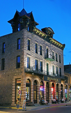 Founded in the 1890s, the Bullock Hotel is among America's most haunted accommodations, according to TripAdvisor. (A TripAdvisor traveler photo).