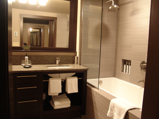 More than 70 percent of Americans will participate in a hotel's linen or towel re-use program in 2012, reveals TripAdvisor. (A TripAdvisor traveler photo).