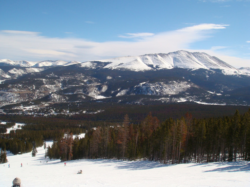 Breckenridge, Colorado, the top winter ski vacation rental destination according to TripAdvisor. (A TripAdvisor traveler photo)