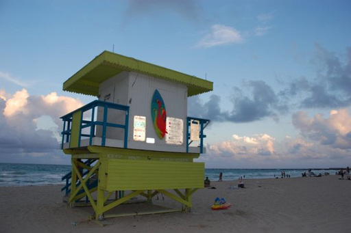 Miami Beach, Florida, the top winter sun vacation rental destination according to TripAdvisor. (A TripAdvisor traveler photo)