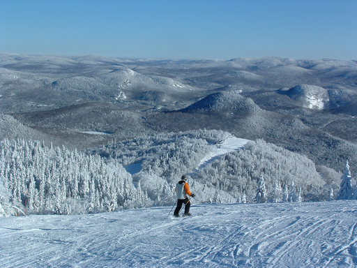 According to TripAdvisor's TripIndex Ski, Mont-Tremblant ranks among the ten most expensive ski destinations in North America. (A TripAdvisor traveler photo)