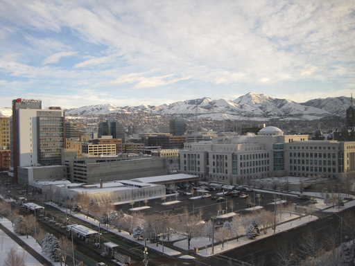 Salt Lake City tops TripAdvisor's TripIndex Ski list of North America's best bargain ski spots. (A TripAdvisor traveler photo)