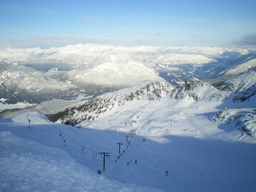 Whistler is the priciest Canadian ski destination on TripAdvisor's TripIndex Ski list of popular winter resorts. (A TripAdvisor traveler photo)