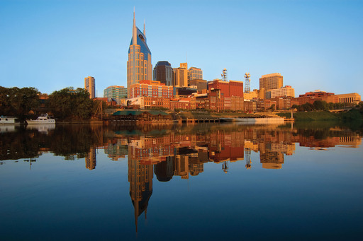 Nashville, Tennessee, tops TripAdvisor's list of U.S. destinations on the rise for 2012. (A TripAdvisor traveler photo)