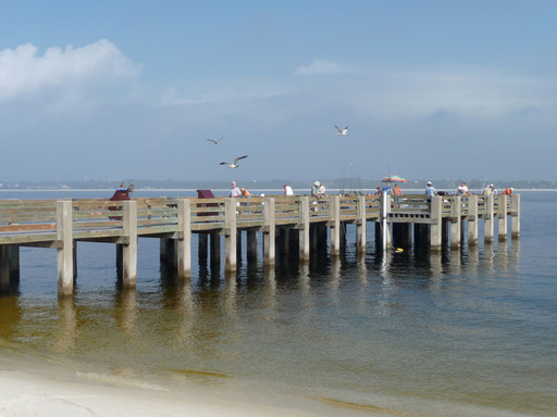Fishing opportunities abound at Pensacola, one of TripAdvisor's top U.S. destinations on the rise for 2012. (A TripAdvisor traveler photo)