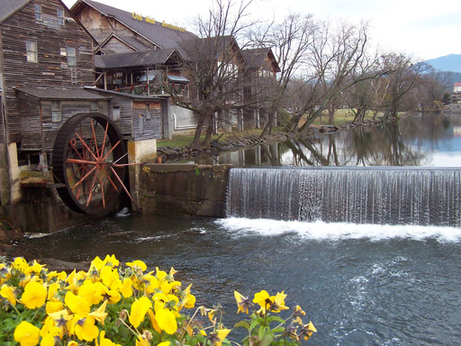 Pigeon Forge, Tennessee, ranks at number four on TripAdvisor's list of U.S. destinations on the rise for 2012. (A TripAdvisor traveler photo)
