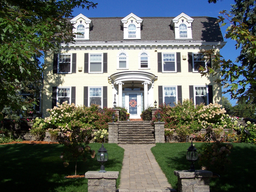 TripAdvisor's 2012 Travelers' Choice Hotels awards named the A.G. Thomson House: Historic Bed and Breakfast the best B&B and inn in the U.S. (A TripAdvisor traveler photo)