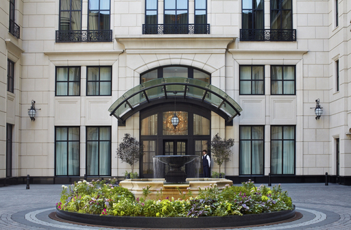 The Elysian Hotel Chicago is the top hotel in the United States, according to TripAdvisor's 2012 Travelers' Choice Hotels awards. (A TripAdvisor traveler photo)