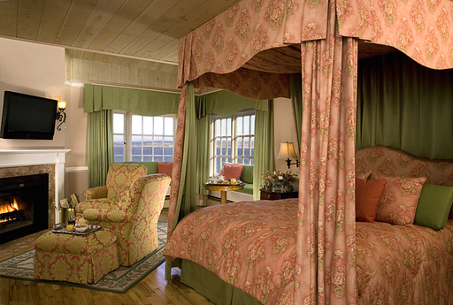 The Spindrift Inn in Monterey, California is one of the top romantic hotels in the U.S., according to TripAdvisor's Travelers' Choice Romance awards. (A TripAdvisor traveler photo)