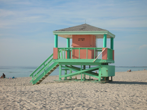 TripAdvisor's 2012 Travelers' Choice Beach Destinations awards reveal that Miami/Miami Beach, Florida is among the top U.S. beach destinations. (A TripAdvisor traveler photo)
