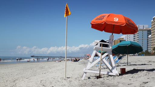Myrtle Beach, South Carolina is a favorite U.S. beach destination, according to TripAdvisor's 2012 Travelers' Choice Beach Destinations awards. (A TripAdvisor traveler photo)