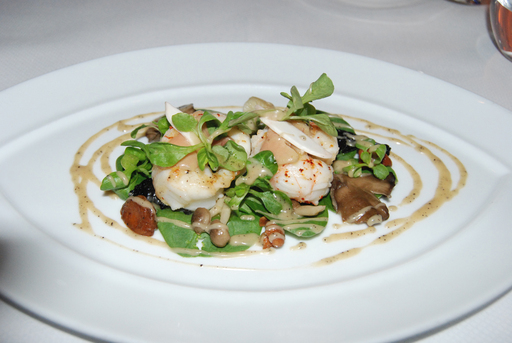 Travelers' favorite restaurant is Le Bernardin in NYC, according to  TripAdvisor's 2012 Travelers' Choice Restaurants awards. (A TripAdvisor  traveler photo)