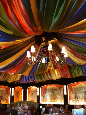 Las Vegas' Le Cirque (Bellagio) is a top place for a bite to eat,  according to TripAdvisor's 2012 Travelers' Choice Restaurants awards. (A  TripAdvisor traveler photo)