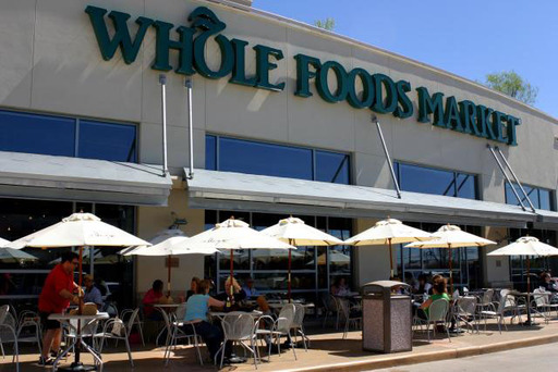 Whole Foods Market downtown Austin store