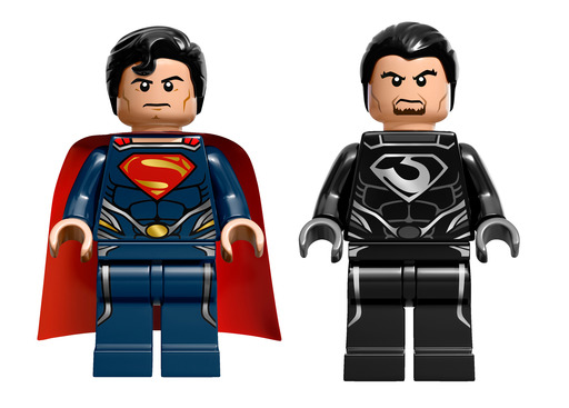 "LEGO's Man of Steel™ building sets, ""Metropolis Showdown,"" ""Battle of Smallville,"" and ""Black Zero Escape,"" are available at major retailers nationwide from $12.99 - $49.99"