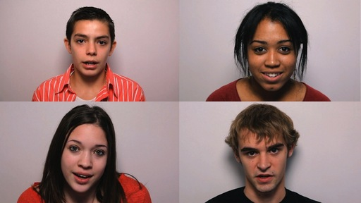 To ensure teens could relate to BeSmartBeWell.com's dating violence videos, LoveIsRespect.org found everyday teens who were willing to speak candidly about dating abuse.