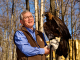 50926-ed-clark-with-golden-eagle-sm