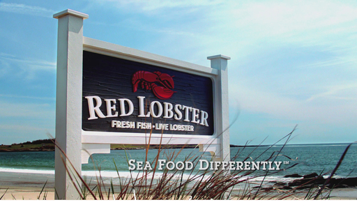 "Red Lobster's new ads close with a powerful new tagline, ""Sea Food Differently,"" encouraging guests to experience all that's different at the leading seafood chain."