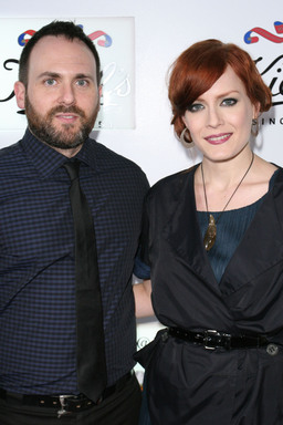 "Baby Daddy and Ana Matronic of The Scissor Sisters, ""Kiehl's Gives"" Global Ambassadors for HIV/AIDS Causes"