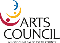 The Arts Council of Winston-Salem and Forsyth County logo