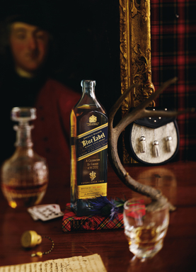 Johnnie Walker Private Scotch Tasting