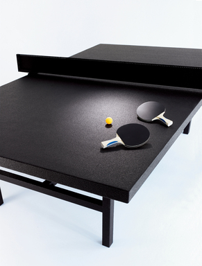 Tom Burr Table-Tennis Table