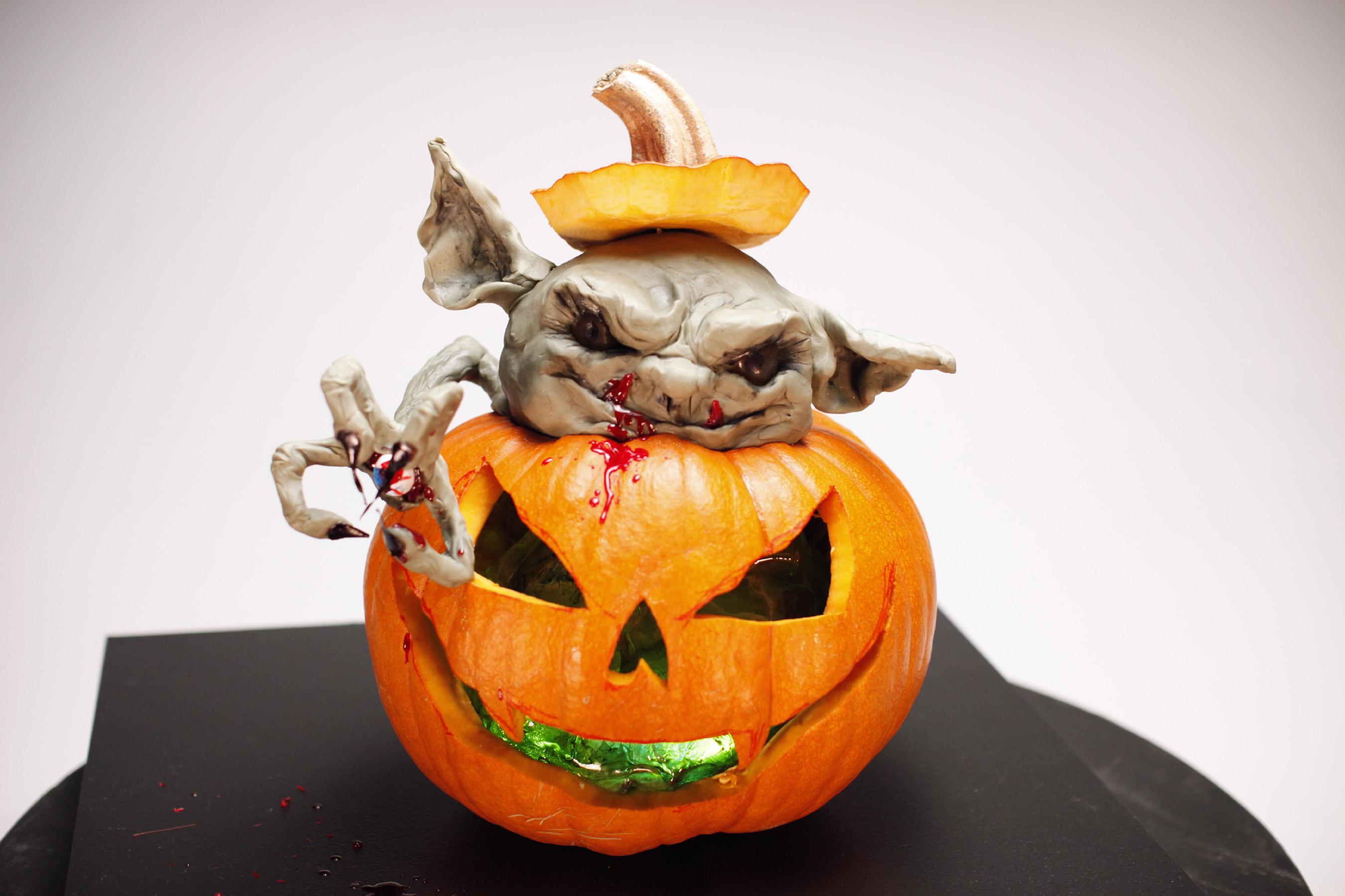 Haunted Eve's Halloween Blog: Food Network Halloween Wars Season 2