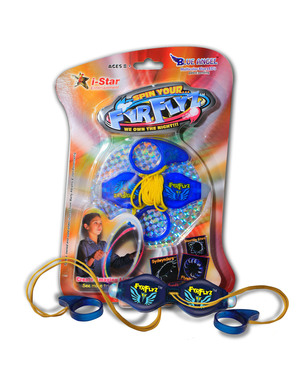 FyrFlyz from i-Star Entertainment bring together affordability and fun!