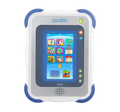 VTech's InnoTab is a multi-function educational tablet for children 4-9 that combines interactive and animated reading, learning games, creative activities and a rich collection of applications.