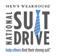 National Suit Drive logo