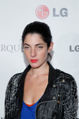 THE LAKE & STARS DESIGNER, MAAYAN ZILBERMAN, AT LG MARQUEE LAUNCH EVENT AT MADE FASHION WEEK 2011