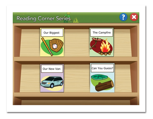 Boardmaker Activities are the first in Mayer-Johnson's popular Boardmaker Software Family that do not require authoring software to use.