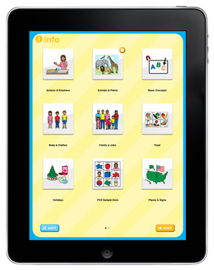 PCS(tm) Apps help children Pre-K - Grade 3, and those with autism and special needs, develop vocabulary, language, articulation, cognitive and listening skills.
