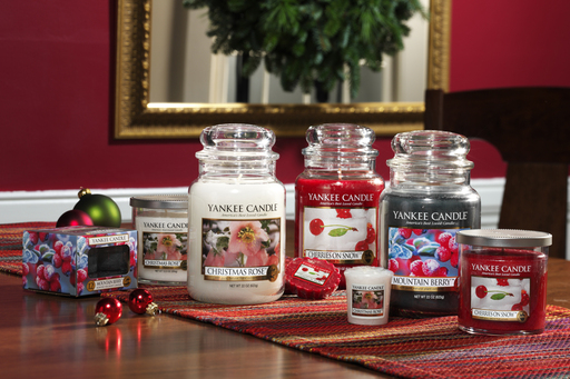 New Holiday Fragrances
