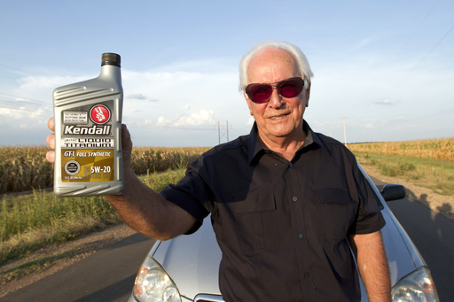 Kendall Motor Oil customer Jim White—500,000 miles on his 2007 car and still going strong. Long Live the Engine™!