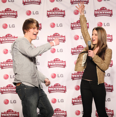 16 year-old Austin Wierschke named winner of the 2011 LG U.S. National Texting Championship in New York