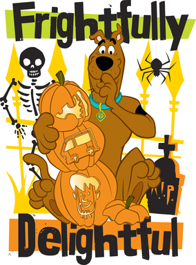 Scooby-Doo's Frightfully Delightful Halloween