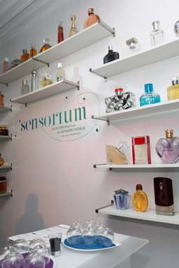 The Fragrance Flight Bar at The Sensorium