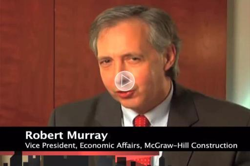 New video details the U.S. construction forecast for 2012, featuring economist Robert Murray. Source: McGraw-Hill Construction