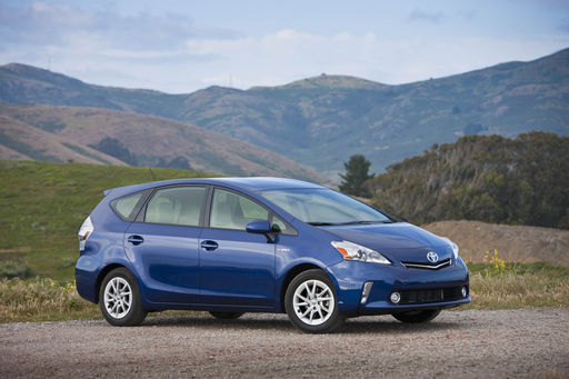 The 2012 Toyota Prius v is one of five finalists for the 2012 Green Car of the Year® award from Green Car Journal. The winner will be announced at the L.A. Auto Show on Nov. 17.