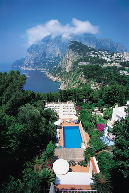 Prices in several all-time favorite Southern European cities are on the down-swing according to the Hotels.com Hotel Price Index. Rates in Capri, Italy, for example, are down an astounding 28 percent