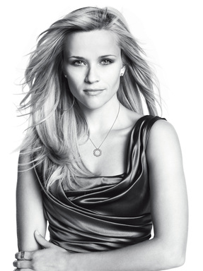Avon Foundation for Women Honorary Chairman Reese Witherspoon wears the Avon Empowerment Necklace to raise funds to end domestic violence in honor of International Women's Day.